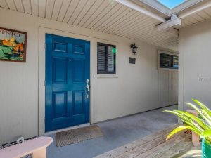 Front door 500 Park Blvd #79 Venice Florida